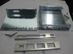 CNC Punching Parts, Punched Parts, Metal Punching, Metal Stamping pictures & photos