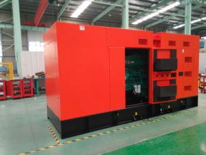 Famous Factory 250kw Soundproof Cummins Generator Set (NTA855-G1B) (GDC250*S) pictures & photos