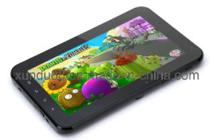 7′′MTK6513 CPU 1GHz + Multi Touch Screen + GPS + Bluetooth + FM Radio + Anolog TV + GSM Phone Call Funtion + GPRS Web Browse + 512MB RAM + 512MB HDD + WiFi