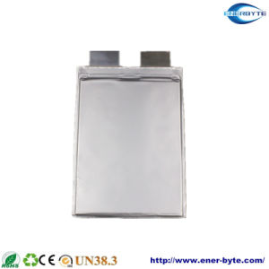 LiFePO4 Pouch Battery Cell Hight Rate 35c 3.2V 5ah pictures & photos