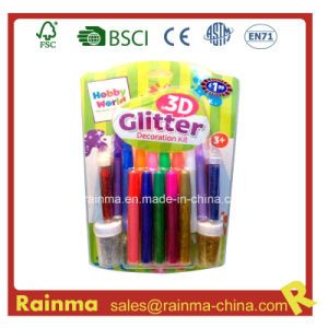 3D Glitter Glue for DIY Decoration Gift pictures & photos