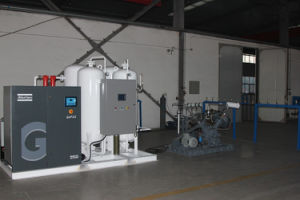 Canned Oxygen Filling Machine