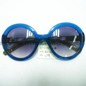 Custom Logo Fashion Wholesale Acetate UV400 Sunglasses pictures & photos