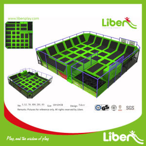 Best Selling Professional Manufacturer Large Trampoline for Park pictures & photos