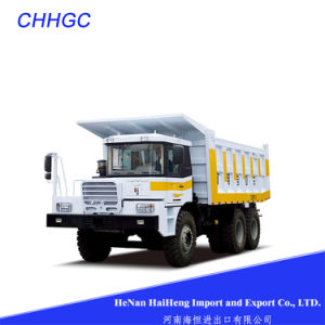 50ton Mining Dump Truck with Hydraulic-Hoist