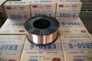 Er70s-6 From Welding Consumable Manufacturer pictures & photos