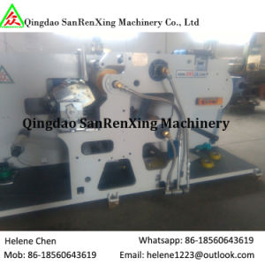 Clear Label Paper No Line Adhesive Coating Machine pictures & photos
