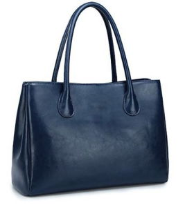 Offering High Quality Cow Leather Tote Bag From China (H80461) pictures & photos