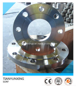 Forged Dn100 Pn16 Stainless Steel Ss 304 Slip on Flange pictures & photos