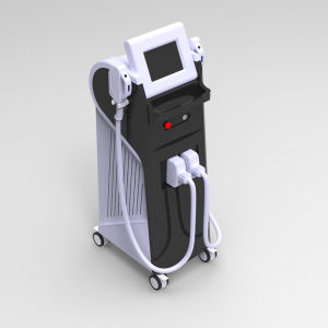 Latest IPL Shr Hair Removal Beauty Machine with CE pictures & photos