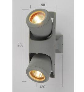 GU10 Adjustable Waterproof Outdoor Wall Lamp (KA-G71/2B) pictures & photos