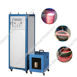 Factory Price Automatic Ultrasonic Frequency Induction Equipment for Gear Quenching