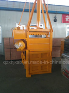 Professional Supplier Fiber/Waste Paper/Rags/Textile/Plastics Baler Machine pictures & photos