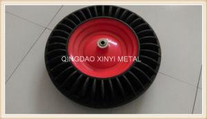 Wheel Barrow PU Wheel