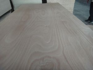 Commercial Plywood Okoume Plywood, BB/CC Grade, 1220X2440mm From Factory pictures & photos