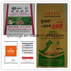 China Made New Material Plastic PP Woven Fertilizer Bag pictures & photos