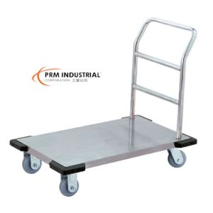 Polished Carrier Hotel Luggage Cart pictures & photos