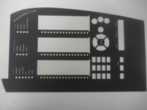 Keyboard Keypad Panel Label Graphic Overlay Membrane Switch pictures & photos