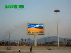 20mm Outdoor Full Color LED Screen (LS-O-P20) pictures & photos