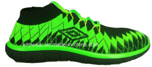 China men outdoor sports flyknit running sneakers (816-2985) pictures & photos