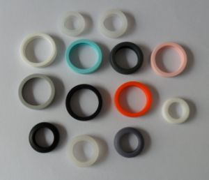 OEM Silicone Rubber O Ring pictures & photos