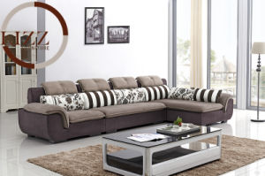 New Zealand Sectional Fabric Sofa pictures & photos