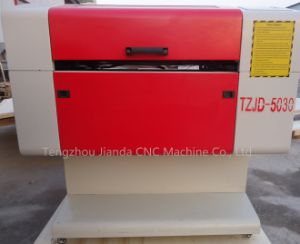 Cheap Granite Stone Wood Small CO2 Laser Engraving Machine pictures & photos