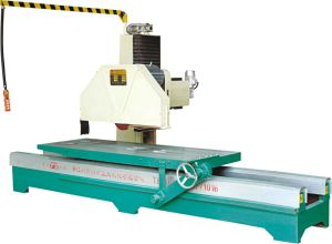 Stone Cutting Machine by Manual (ZDQ-1200) pictures & photos