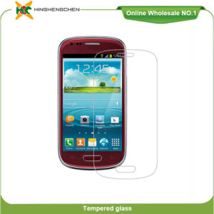 Anti-Shock Tempered Glass Screen Protector for Samsung Galaxy S3 Mini pictures & photos