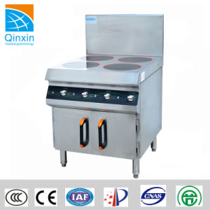 Commercial Industrial Induction Cooker with Four Burners (QX-B300) pictures & photos