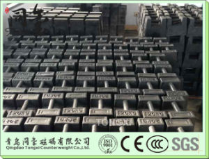 Cast Iron Weights for Multihead Weigher pictures & photos