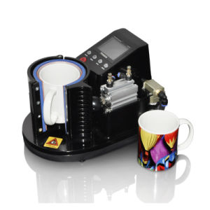 Digital Inkjet Mugs Printer Mini Combo Heat Press Machine St-110 pictures & photos