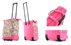 Multi Function Rolling tote pictures & photos