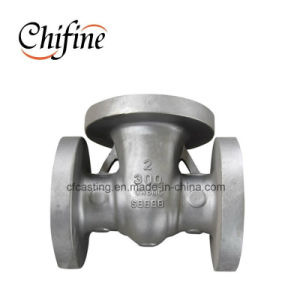 OEM&Customized Alloy Steel Valve Spare Parts pictures & photos