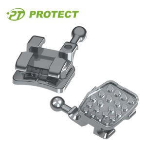 Metal Brackets Dental Ortodoncia with CE FDA ISO Certificates pictures & photos