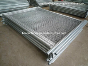 2.2m Wide Heavy Duty Galvanized Australia Temporary Fencing Panel pictures & photos