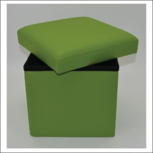 Storage Ottoman (DFR-PVCSND-0046-2) Storage Stool/Holders