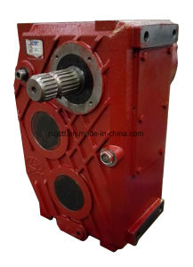 Parallel Twin-Shaft Transmission Gearbox pictures & photos