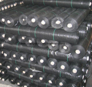 Woven Geotextile Woven Weed Control Fabric for Landscape pictures & photos