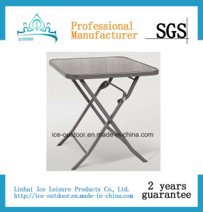 Outdoor Furniture Garden Furniture Foldable Dining Table (FD-T-023I)