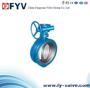 Triple Offset Metal Seated Butterfly Valve pictures & photos