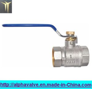 Lever Handle Forged Brass Ball Valve (a. 0101)