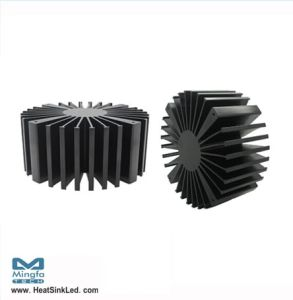 LED Heat Sink (Dia: 160mm H: 50mm)