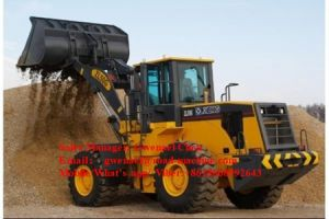 Zl50gn 5 Ton Wheel Loader with Weichai Engine for Dubai