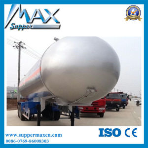 Nigerian 50000liters LPG Cooking Gas Tanker for Sale pictures & photos