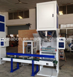 Full Auto 5kg Stand Bag Sugar Rice Pellet Packaging Machine pictures & photos