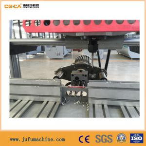 Horizontal Double Head Door Hinge Drilling Machine pictures & photos