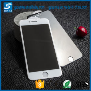 0.3mm Curved Edge Thickness Glass for iPhone 6s Tempered Glass pictures & photos