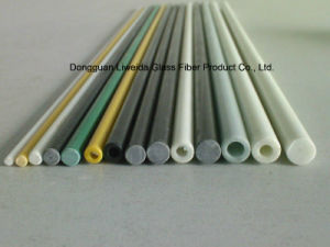 Dimensional Stability FRP Pipe Fiberglass Tube with Long Service Life pictures & photos