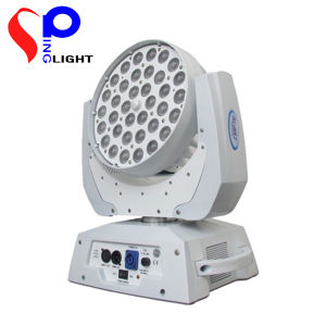 Moving Head Light LED Moving Wash Light/LED Moving Wash Zoom 36*10W RGBW 4 in 1